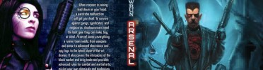 Arsenal Reprint Cover