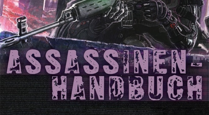 Shadowrun: Assassinen-Handbuch als PDF verfügbar